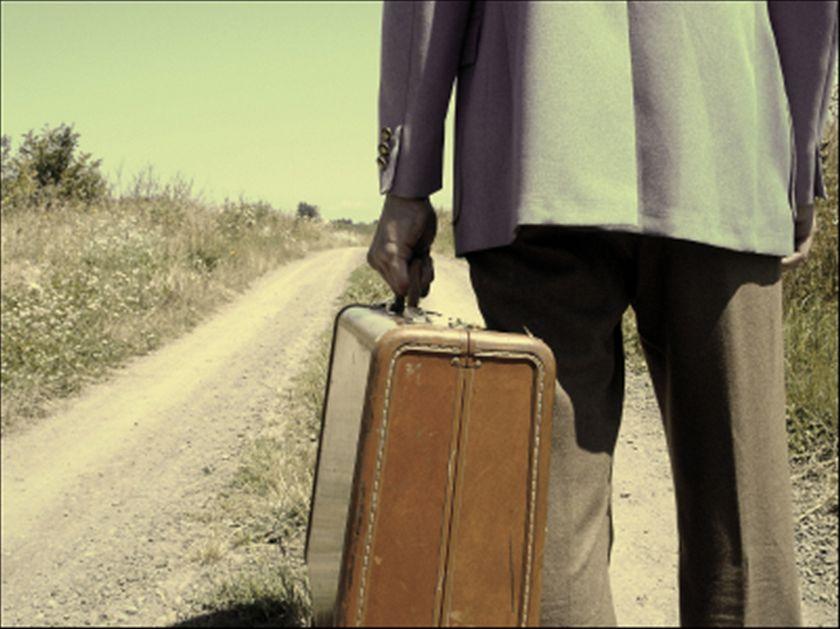 چمدون