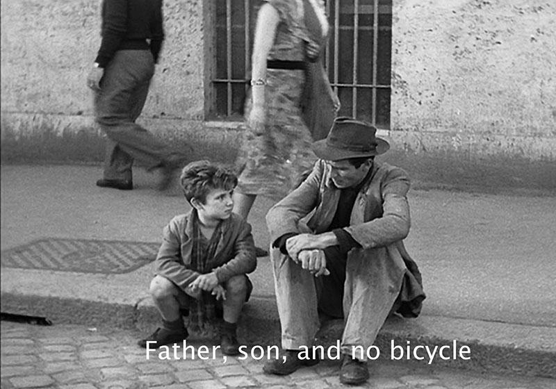 دزدان دوچرخه به کارگردانی ویتوریو دسیکا