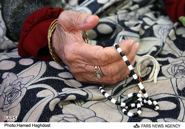 دعای مادر