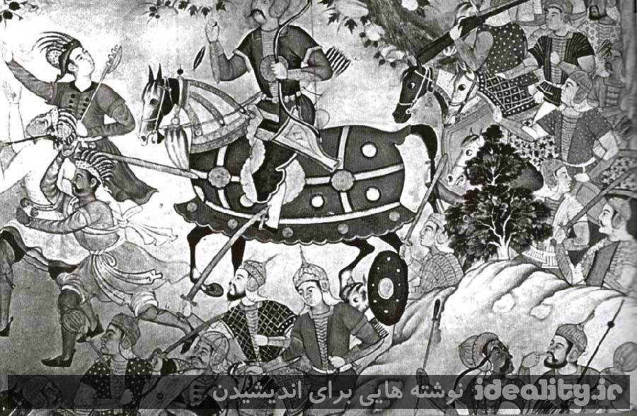 جنگ هایی که دنیا را تغییر دادند . چارلز مسنجر